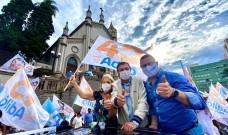 Adiló Didomenico vence a eleição e será o novo prefeito de Caxias do Sul