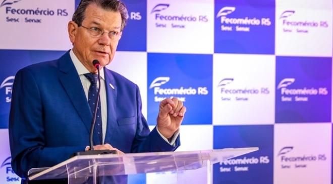 Prorrogação de alíquota de ICMS por mais quatro anos prejudica retomada econômica no Rio Grande do Sul, alerta a Fecomércio-RS