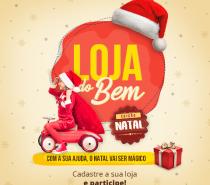 Sindilojas promove Loja do Bem edição de Natal