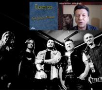 Banda Rádio Táxi:  40 anos depois com cada vez mais pegada – Gel Fernandes fala para o  Cafeína Talk Show