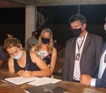 Caso Loteamento Recanto da Cascata já tem associação de moradores constituída