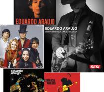 """Eduardo Araújo """"Do country rock à moda de viola"""" uma super entrevista exclusiva para o Cafeína Talk Show"""