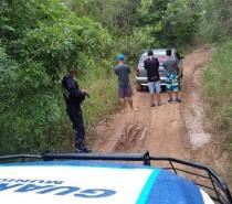 Operação Verão Seguro fez patrulhamento no Faxinal e na Maestra