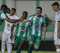 Ju goleia o Murici e avança para a segunda fase da Copa do Brasil