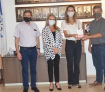 Município recebe doação de 27.800 máscaras e 200 mil luvas