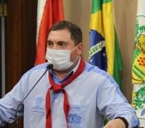 Política:Ricardo Daneluz apresenta a Frente Parlamentar pela Tradição Gaúcha
