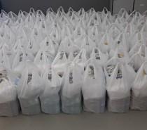 Comdecon e Procon distribuem kits de limpeza