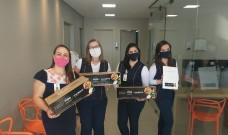 Profissionais da saúde de Caxias do Sul recebem homenagem pelo atuação na pandemia