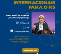 Negócios em Pauta: Fecomércio-RS discute perspectivas para expansão de negócios internacionais