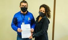 Vereadora Estela Balardin solicita ao Executivo testagem contra COVID-19 para professores