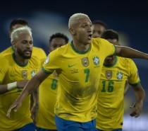 Seleção Brasileira chega a nove vitórias consecutivas e iguala melhor marca sob Tite