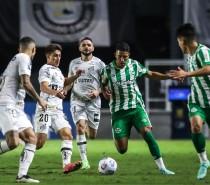 Juventude empata com Santos na Vila Belmiro
