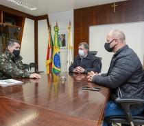 Prefeito assume presidência da Junta de Serviço Militar