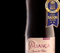 Aliança é o único suco de uva no Brasil a receber certificação internacional