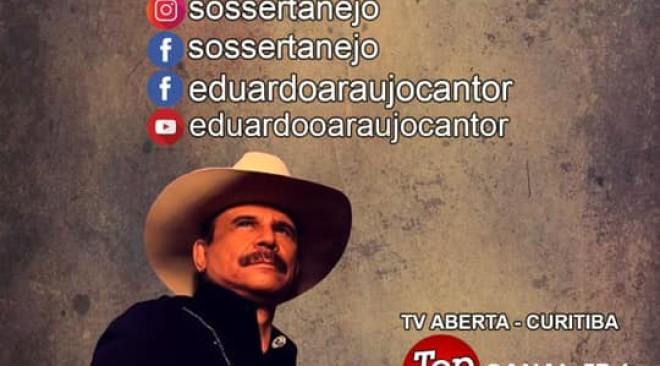 Eduardo Araújo comemora 60 anos de carreira e 79 de vida em super live