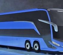 Marcopolo apresenta a Geração 8 com referencial inédito para o transporte rodoviário de passageiros