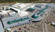 Limite de público em shoppings sobe para 50% da capacidade