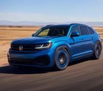 Carros: VW Atlas Cross Sport GT tem suspensão rebaixada e 300 cv