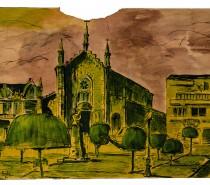 Na busca pela originalidade na criação, exposição resgata legado artístico do pintor caxiense Alfredo Bedin