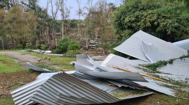 Cidade / Entidades apurarão os prejuízos do temporal na área agrícola