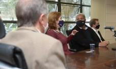Grupo das UFRGS apresenta estudo do Hyperloop na Prefeitura