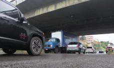 Secretaria de Trânsito interdita acesso ao bairro Bela Vista