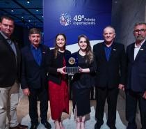 Economia / Pelo sexto ano seguido, Vinícola Aurora conquista o Destaque Setorial de Bebidas no Prêmio Exportação RS