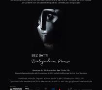 """Cultura apresenta a exposição """" BEZ BATTI Dialogando com Picasso""""    Os trabalhos são de João Bez Batti, cuja temática remete às criações do artista inspiradas na obra de Pablo Picasso"""