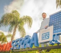 Economia / Empresa de energia solar completa seis anos com crescimento que ultrapassa 200%