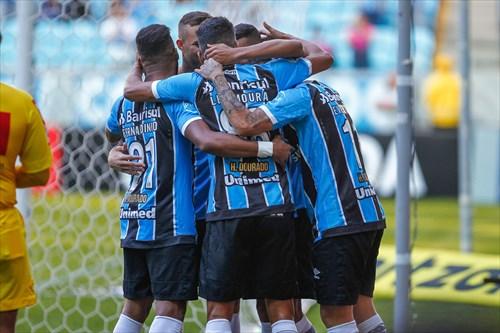 Com gols de Pedro Rocha e Fernandinho, o Tricolor venceu o Atlético-MG, pelo placar de 2 a 0