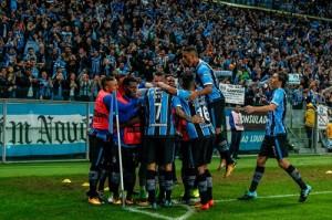 Com gols de Pedro Rocha, Tricolor venceu o time argentino por 2 a 1