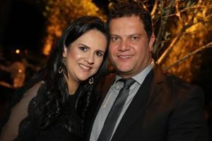 O casal proprietário da Palladio's Decor Elvida Scherer e Julio Cesar Pinto// Fotos Leandra Romani